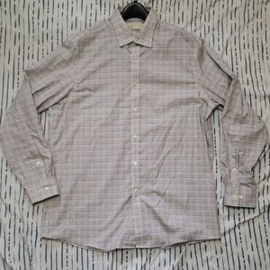 Michael Kors Size 16.5 34/35 Men's Dress Shirt